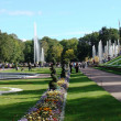 Royalty-Free Stock Photo: Garden of Peterhof.