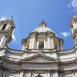 Stock Photo: Sant' Agnese in Agone Church on PiazzNavona, Rome, Italy