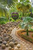 Nong Nooch Tropical Botanical Garden, Pattaya, Thailand — Stock Photo