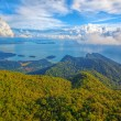 Stock Photo: Langkawi viewpoint