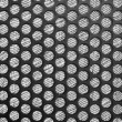 Black  speaker grid texture - Stock Photo