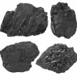 Stock Photo: Coal set
