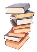 Pile of books — Stock Photo