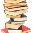 pile of books — Stock Photo #23480849