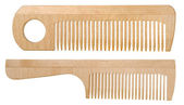 Wooden combs — Stock Photo