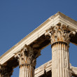 Temple of Zeus Olympian in Athens — Stock Photo #15006779
