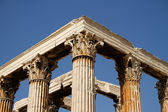 Temple of Zeus Olympian in Athens — Stock Photo