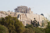 Parthenon Acropolis of Athens — Stock Photo