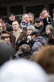 Demonstrations in Ukraine — Stock fotografie