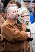 Demonstrations in Ukraine — Stock Photo