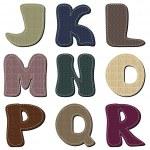 Различные цвета письма записки часть 2 — Cтоковый вектор