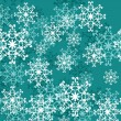 Royalty-Free Stock Vector Image: Christmass and New Year background with snowflakes