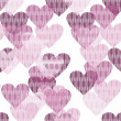 Royalty-Free Stock Vector Image: Background with hearts