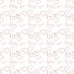 Declaration of love letter — Stock Vector