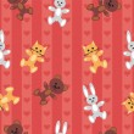 Seamless children's background — Stock Vector #2874430