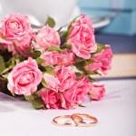 Wedding rings — Stock Photo #21175515