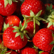 Royalty-Free Stock Photo: Strawberry close up