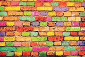Fond de texture de brique — Photo