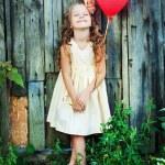 Child girl — Stock Photo #47809533