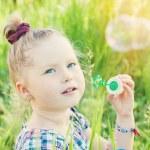 Child girl — Stock Photo #48580147