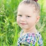 Child girl — Stock Photo #48580149