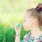 Child girl — Stock Photo #48580151