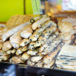 Italian bread — Stockfoto