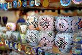 Dükkanı ile Türk Hatıra Eşyası anlamına gelir — Stok fotoğraf