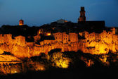Pitigliano, Tuscany, Italy — Stock Photo