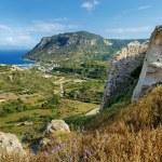 Bay of Kefalos on a Greek island of Kos — Stock Photo #43455265