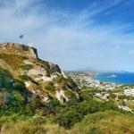 Bay of Kefalos on a Greek island of Kos — Stock Photo #43458645