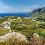 Bay of Kefalos on a Greek island of Kos — Stock Photo #43458695