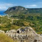 Bay of Kefalos on a Greek island of Kos — Stock Photo #43458719