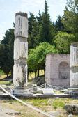 Historical ruins of Asclepieion on Kos — Foto de Stock