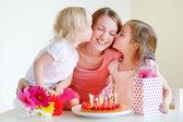 Mother's birthday — Photo