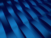 Industrial blue metallic background — Stock Photo