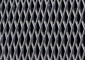 Backgrounds collection - Texture steel grating — Stock Photo