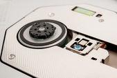 Collection électronique - tête laser du lecteur de cd dvd — Photo