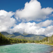 Altai river Katun — Photo