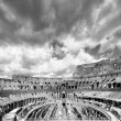 The Colosseum - Foto Stock