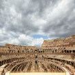 Royalty-Free Stock Photo: The Colosseum
