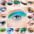 Eye make-up — Stock Photo #19800481