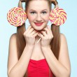 Sugarplum ears — Stock Photo