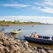 River Kolyma — Stock Photo