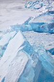 Kış deniz baykal — Stok fotoğraf