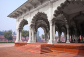 Pillar Gallery in Agra, Uttar Pradesh, India — Stock Photo