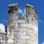 City walls of York, England — Stock Photo
