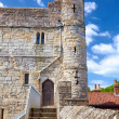 City walls of York, England — Stock Photo #40299175