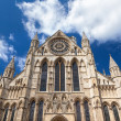 York Minster in North Yorkshire, England — Stock Photo #40299211