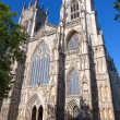 York Minster in North Yorkshire, England — Stock Photo #40299241